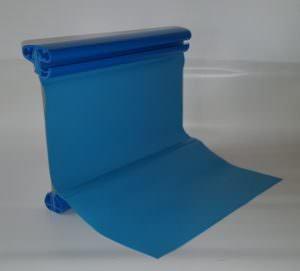 Blue Style Handlauf