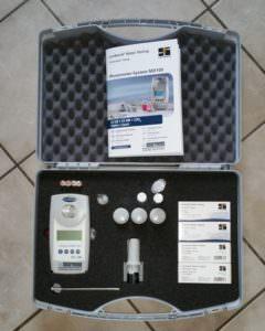 MD 100 Chlor (LR u. -HR), Chlordioxid im Koffer