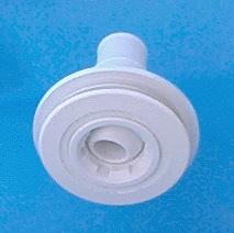 Einlaufdüse Kunsstoff Standard NW 32-38mm für Schwimmbadschlauch.