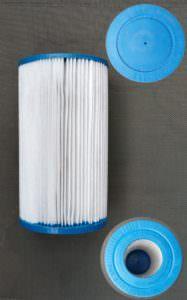Filterkartusche blau