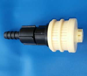 Filterkesselentleerungsventil unten für Cristall Kessel
