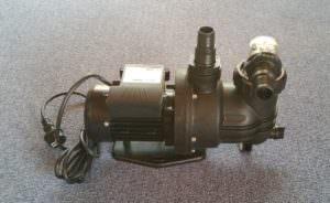 Filterpumpe SPS 75, 6 m³