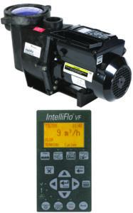 IntelliFlo, freqeunzsteuerbare Filterpumpe