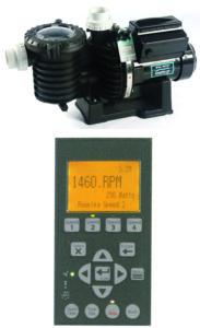 IntelliFlo SW5P6R VSD freqeunzsteuerbare Filterpumpe. Meerwasser geeignet.