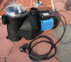 Filterpumpe Iris 400