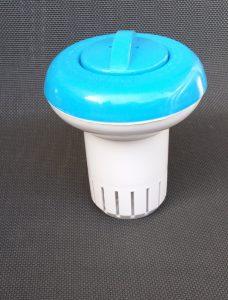 Mini Chlordosierschwimmer nur für 20 g Tabletten