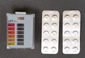 Pooltester Mini nur pH-Wert