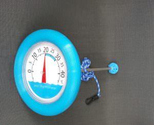 Schwimmradthermometer