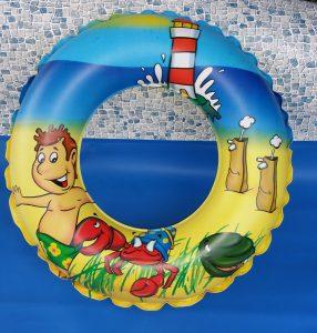 Schwimmreif Strand aufblasbar Ø 42 cm oder ähnliche Motive
