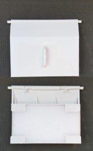 Skimmerklappe für Mini Skimmer