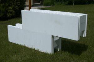 Styropor Schalsteine