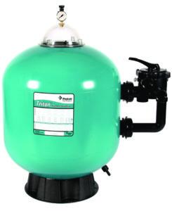 Filterkessel Triton aus GFK Ø 480mm, 610mm, 716mm, 964mm