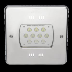 LED Unterwasserscheinwerfer eckig