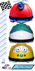 Unterwassersauger Buggy, Whaly, Scuba