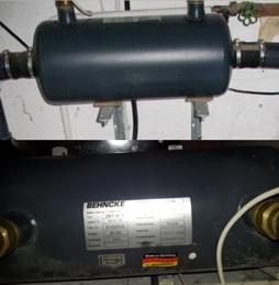 Wärmetauscher QWT 100-70
