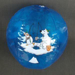 Wasserball aufblasbar