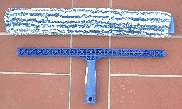 Ersatzüberzug 35 cm/45cm breit und T-Träger