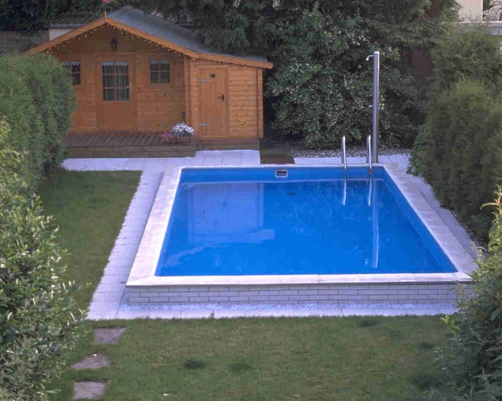 Wir beraten in allen fragen zum schwimmbecken planung for Pool verkauf